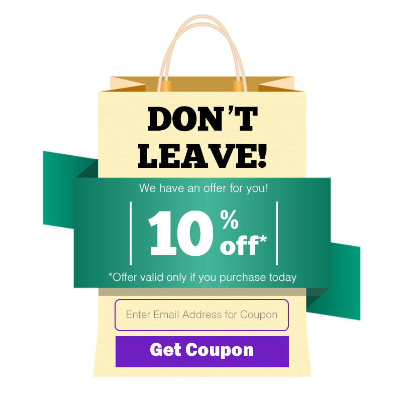 Exit Bee conversion optimisation campaign example