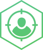 Exit Bee User Segmentation icon