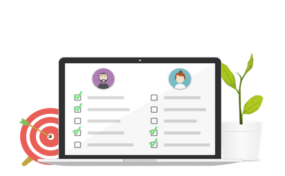 Target your visitors with personalized exit popup campaigns and increase sales and conversion rate.